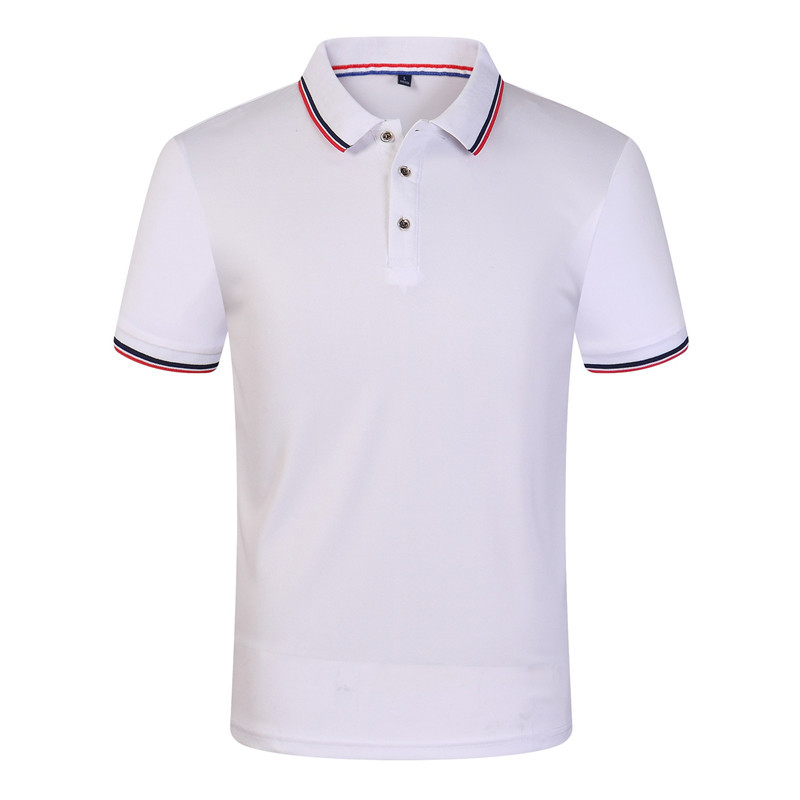 Men Brand   Polo   Shirt For Mens   Polos   100% Cotton Poloshirt Short Sleeve Solid Shirts Clothes Pink Wine Blue Grey Red 55235