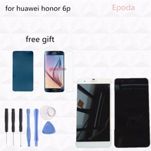 High Quality LCD Display + Digitizer Touch Screen Assembly For Huawei Honor 6 Plus Honor 6p 5.5