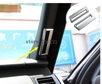 air conditioning vent cover trim strip interior dashbo For Land Rover Range Rover Sport 2014 2015 2016 L494 Auto Car Accessories