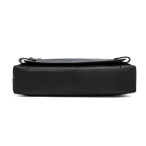 Image 4 - WESTAL Mens Briefcases Office Bag for Men Mens Bags Genuine Leather Briefcase Men Laptop Bag Leather Lawyer/Messenger Bags 910