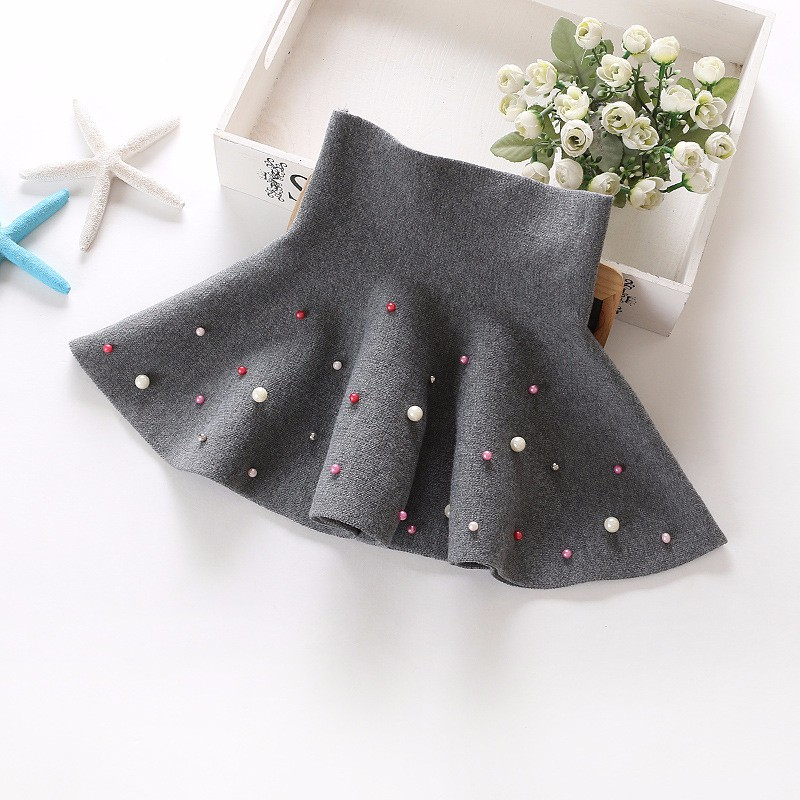 Pearl Skirt For Party (1)