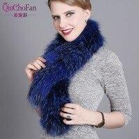 New 100% Hign End Real fox fur collar Woman luxury comfortable real fox fur scarf Lady Elegant real fox fur collar free shipping