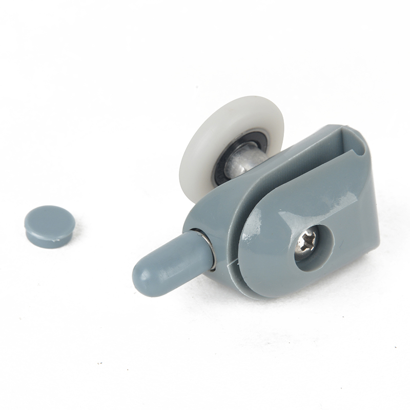 Permalink to 1pcs Single Shower Room Door Top/Bottom Roller 25mm Shower Runners Wheels Pulleys Useful Bathroom Shower Door Hardware Accessory
