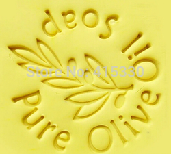 Free shipping pure olive soap pattern mini diy soap stamp chaprter seal 4 5 4 5cm.jpg 250x250