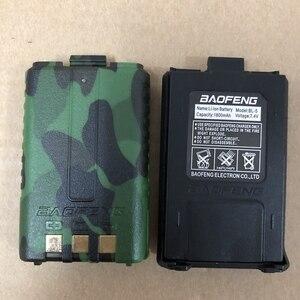 Image 2 - UV 5RトランシーバーBL 5モデル1800 3000mahのブラックカラーUV 5REバッテリー迷彩UV 5RAバッテリー