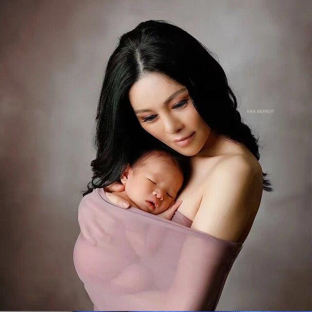 Newborn Maternity  Dress made of Strong Elastic 1