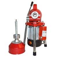GQ 80 ferramentas de esgoto de dragagem de tubulação elétrica profissional limpar higiênico bloqueio dreno máquina limpeza casa automática draga|Machine Centre| |  -