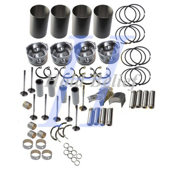 Overhaul Rebuild Kit For Mitsubishi 4DQ5 Engine FD10 FD14 FD15 FD18/20 Forklift