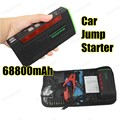 New Capacity 68800mAh Car Jump Starter Mini Portable Emergency Battery Charger for Petrol & Diesel Car new arrival