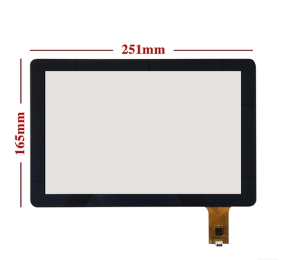 251*165 10.1 -inch capacitive touch screen B101EW05 HSD101PWW1 handwritten screen G + G IIC convertible USB mouth, free shipping window n12 touch capacitive touch screen handwritten screen
