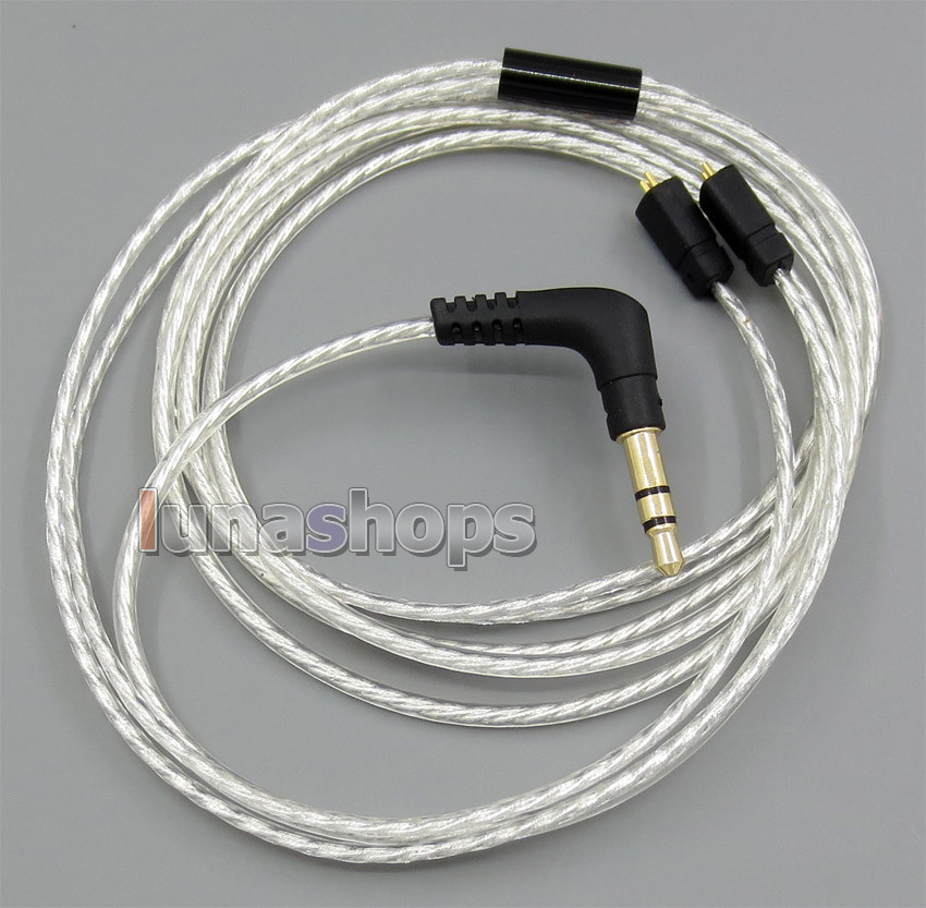 Lightweight Silver Plated 4N OCC Cable For Ultimate Ears UE TF10 SF3 SF5 5EB 5pro TripleFi 15vm TF15 LN005068 ...
