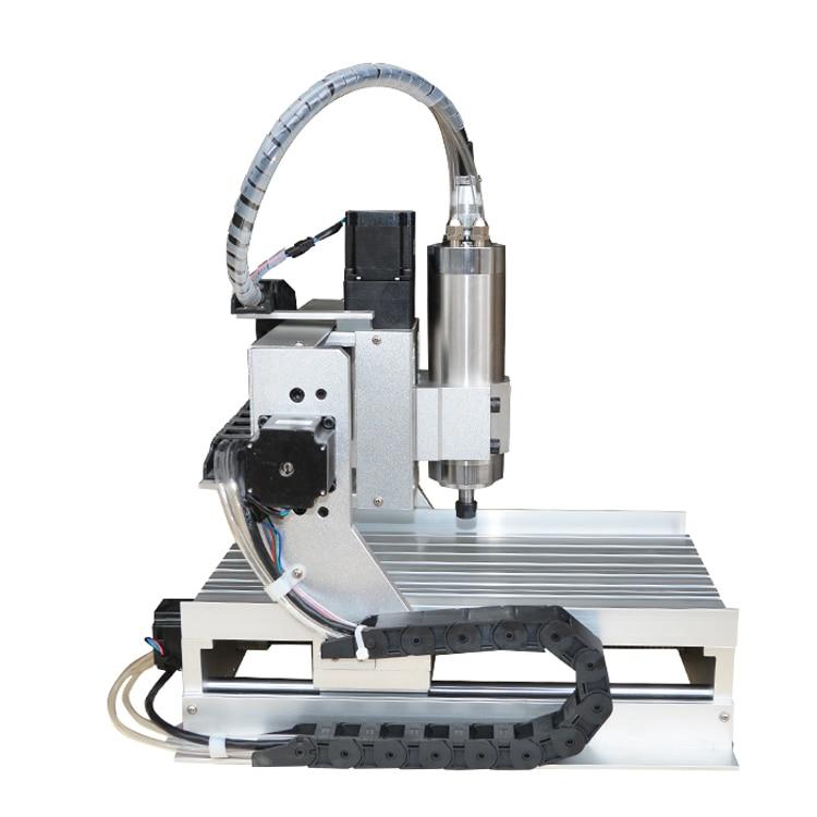 Русия мини метален cnc 3D гравираща - Дървообработващо оборудване - Снимка 3
