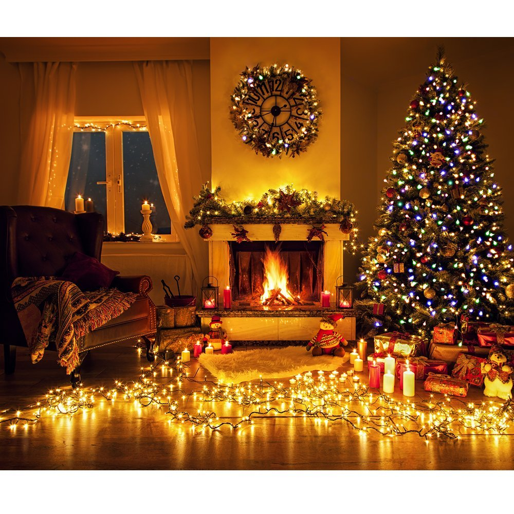 solar lamp string light led holiday lighting christmas fairy garland xms lights (11)
