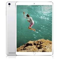 2018 Original 10.1' 32GB 64GB Tablets Android 4.42 Octa Core Dual Camera Dual SIM Tablet PC WIFI OTG GPS Google Metal tablet PCS