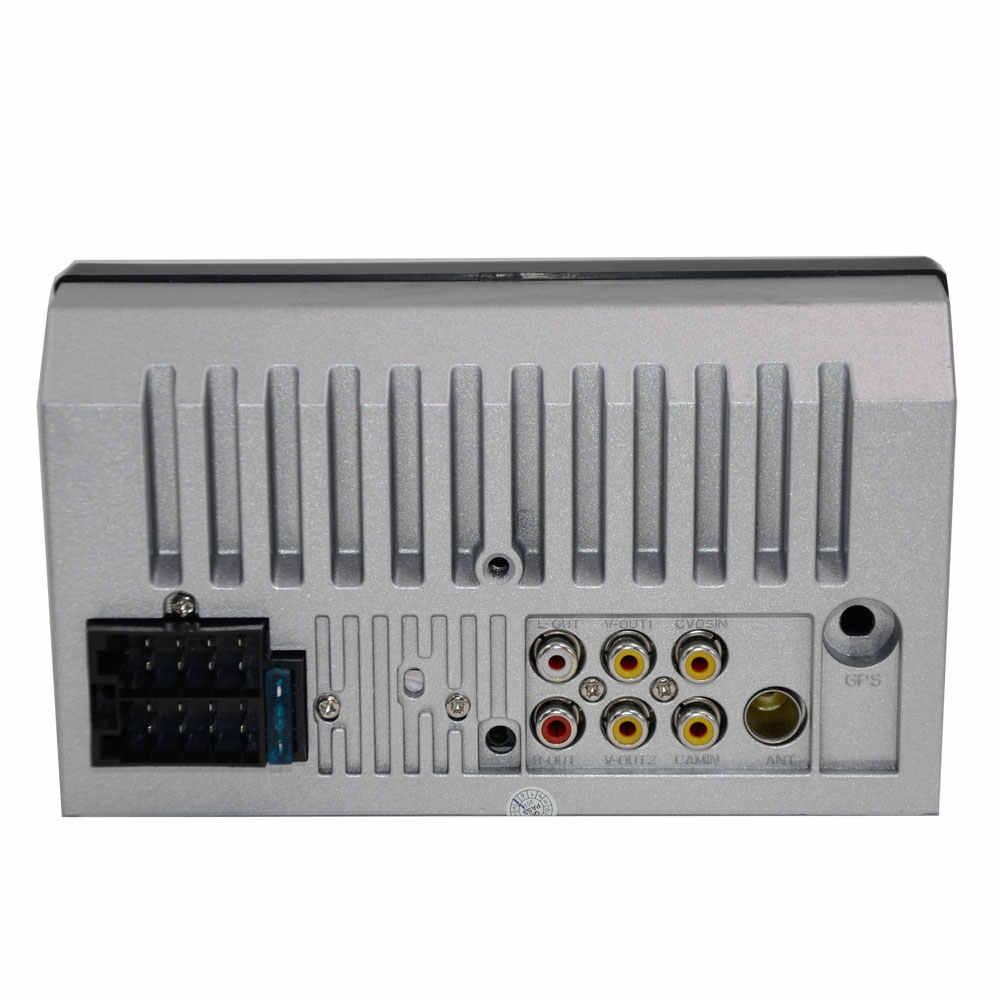 "Byncg 2 Din Auto Radio 7 ""Hd Autoradio Multimedia Speler 2DIN Touch Screen Auto Audio Auto Stereo MP5 Bluetooth usb Tf Fm Camera"