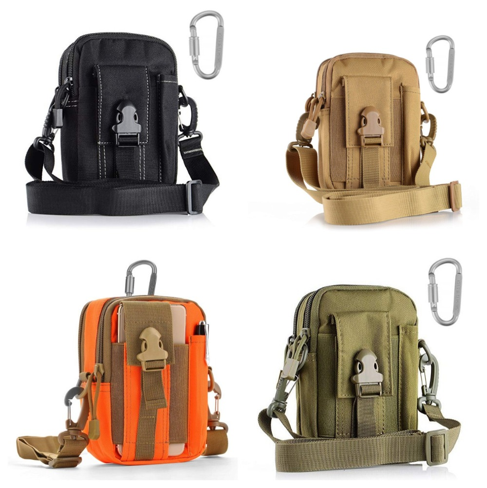 Multifunctional Camping Waist Pack Climbing Emergency Molle Survival Kits Outdoor Tactical Bag Wallet Pouch Outdoor Sport Pack (17)