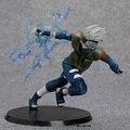 Anime Naruto Hatake Kakashi Corriendo Tsume Xtra Ver. PVC Figura de Colección Modelo de Juguete 14 cm sin caja