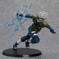 Anime Naruto Hatake Kakashi Running Tsume Xtra Ver. PVC Figure Collectible Model Toy 14cm without box