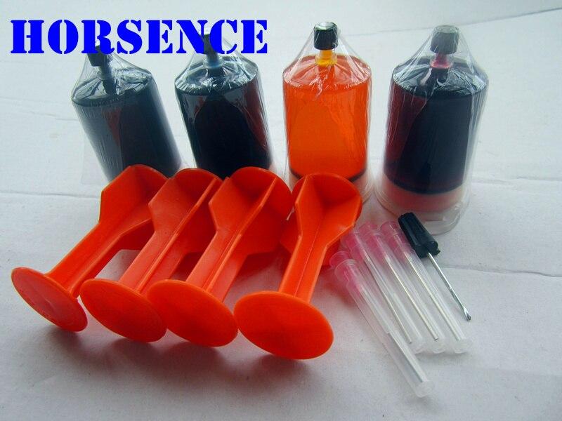 61xl Ink Refill Kits For Hp Deskjet 1000 1050 1051 1055 1056 2050 2510 2512 3000