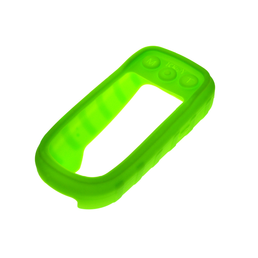 Soft Silicone Protective Cover Protect Green Case Skin for <font><b>Handheld</b></font> <font><b>GPS</b></font> <font><b>Garmin</b></font> Alpha 100 Alpah100 Accessories image