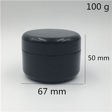 50PCS 10ML 50ML 100 ML Black Plastic Perfume Spray Pump Bottles Parfume Cosmetic Jar Makeup Packaging Containers Free Shipping cheap LXPACKING CO CN(Origin) 100ml 50ml black plastic bottles Spray