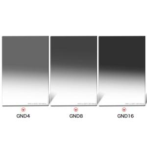 Image 4 - Lopen Manier 150*100 Mm Optische Glas Zacht Afgestudeerd Filtro Nd Filter G. ND4 ND8 ND16 Camera Vierkante Filter Voor Zomei Cokin Z