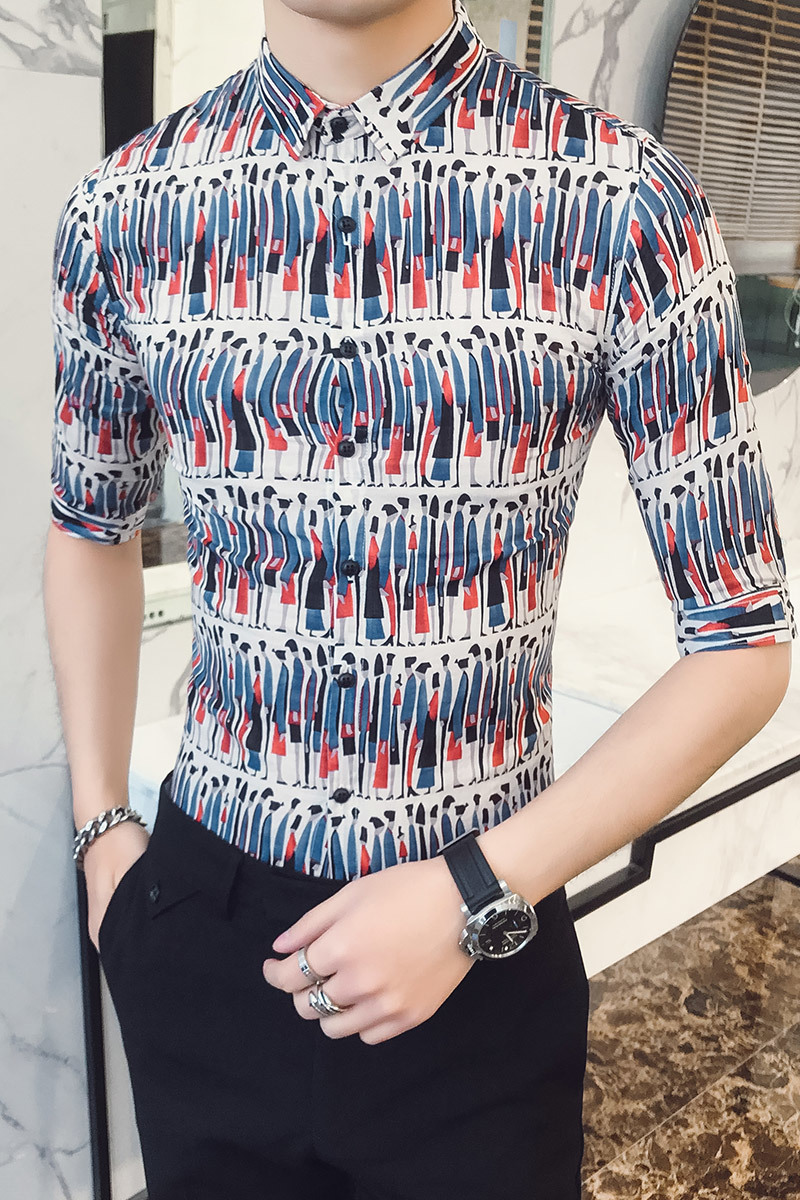 2018 Male God Fan Summer New Product Hipster Must Have Fashion