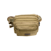 Men High capacity Waist Pack quality Fanny pack Toolkit Mountaineering Sport Bag Belt Military Pouch Six Pockets