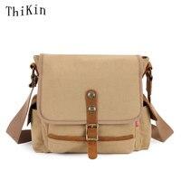 Unisex Multifunction Canvas Bag Satchel Vintage Crossbody Bag Feminina Shoulder Daypack High Quality Messenger Bag 3