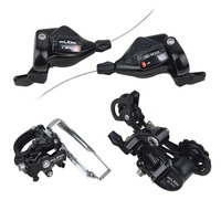 Mi . xim MTB moutain bike folding bicycle 24 27 8 9 speed gearbox split dip front rear derailleur set sell