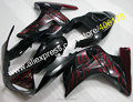 Hot Sales,Red Flame SV 650 03-13 Fairings For Suzuki SV650 SV650S 2003-2013 ABS Road Aftermarket Motorcycle Fairings Kit