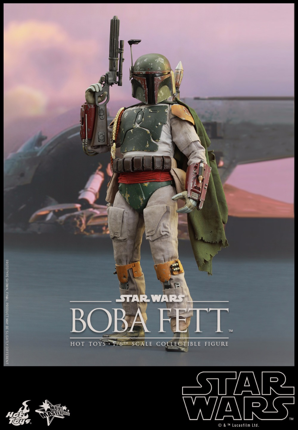 1/6 scale figure doll Star Wars Episode VI-Return of the Jedi boba fett 12 action figure doll Collectible Figure model toys аксессуары для акустики episode es 500 iwlcr 6