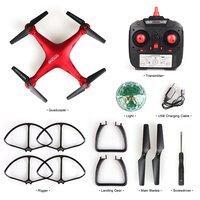 X58 RC Дрон с камерой оси самолета RC Квадрокоптер Дрон вертолет модель электронные игрушки
