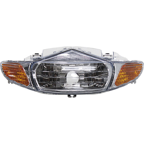 Motorcycle headlight For HONDA DIOZX AF35 New Model Motorcycle scooter headlight assembly front light assembly changan for mazda 2 m2 headlights headlight assembly front lights light headlamp