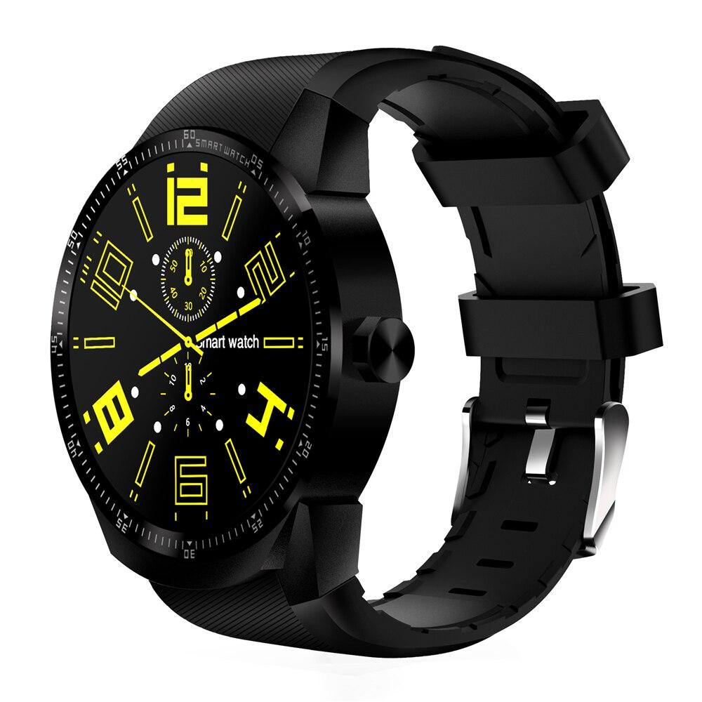 купить OGEDA K98H 3G GPS Wifi Men Smart Watch Android 4.1 Support SIM Heart Rate Tracker 4GB ROM Waterproof Bluetooth Smart Watch Male онлайн