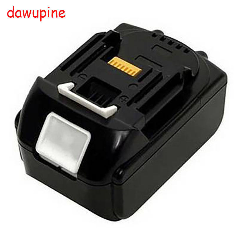 dawupine BL1830 Battery Plastic Case PCB Circuit Board USB Charger For MAKITA 18V 3Ah 4Ah 5Ah BL1840 BL1850 Li-ion Battery 10 pcs bl1830 li ion battery pcb charging protection circuit board for makita 18v 1 5ah 3ah 4 5ah 6ah bl1815 bl1845 bl1860