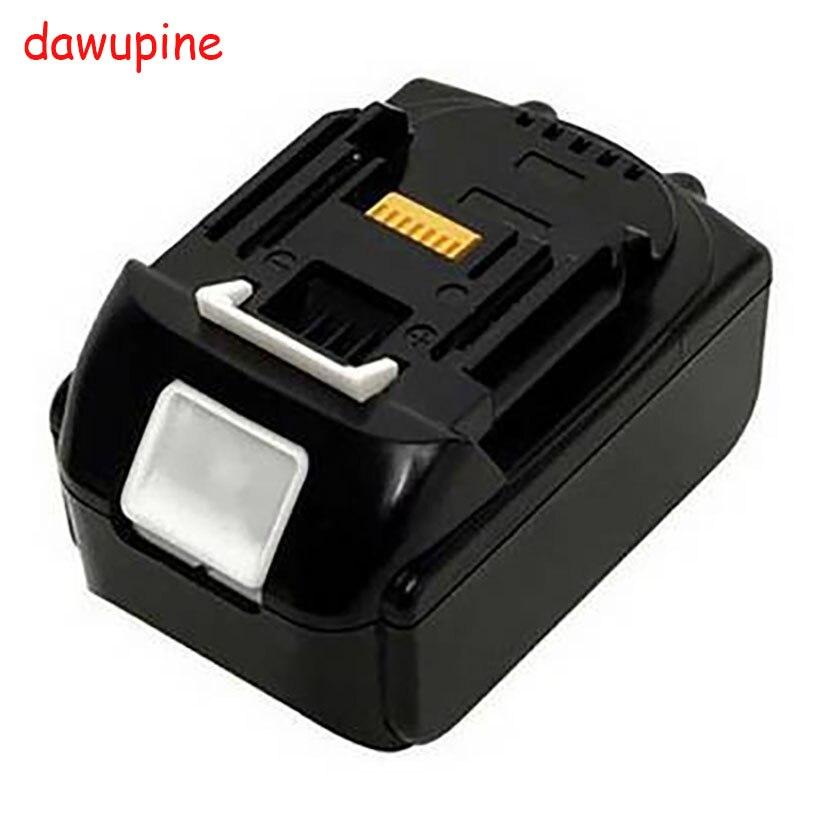 dawupine BL1830 Battery Plastic Case PCB Circuit Board USB Charger For MAKITA 18V 3Ah 4Ah 5Ah BL1840 BL1850 Li-ion Battery