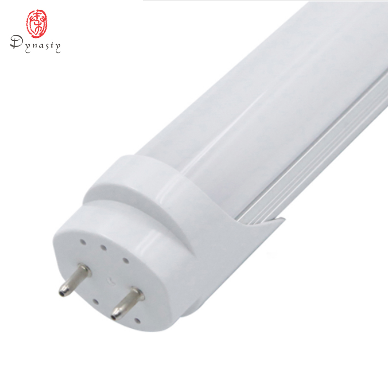 Купить с кэшбэком 30PCS/LOT LED T8 Tube 20W Light Replace of Traditional Ballast T8 Fluorescent Super Brightness Energy Saving 120CM 4Feet Dynasty