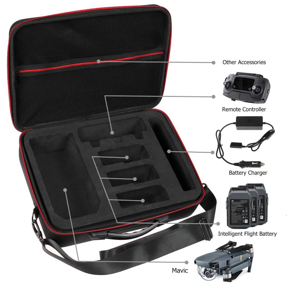 New EVA Hard Carry Case For DJI font b Mavic b font font b Pro b