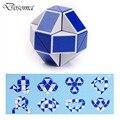 Mini Magic Cube Развивающие Игрушки Разведки Разнообразие Магия Правитель Малый Магия Правитель Разнообразие Складной Игрушки Дети Любят Игрушки Головоломки