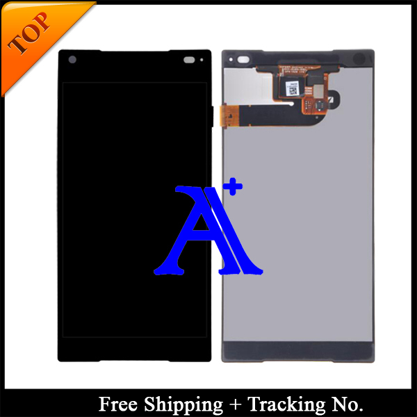 Free shipping+Full set glue 100% tested original For Sony Xperia Z5 compact Z5 mini E5803 E5823 LCD Screen Assembly -white/black