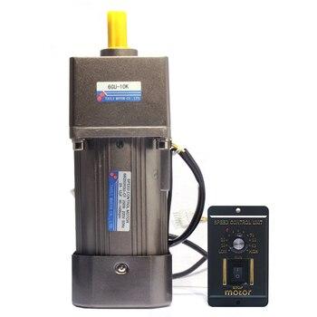 250 Вт 220 В переменного тока редуктор скорости управления Реверсивный редукционный коэффициент 1:10 135 об/мин Y