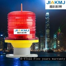 Aviation obstruction light navigation warning low intensity 122LED high-rise building lamp outdoor lighting