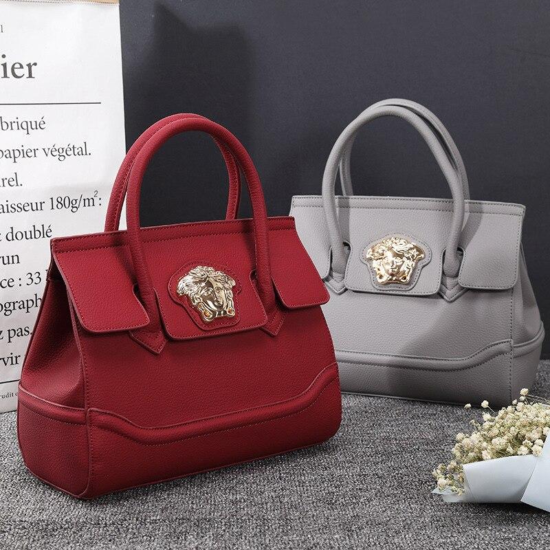 Women Shoulder Bag new high quality Leather Lady Satchel Handbag Tote Messenger shoulder bag women