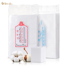 1 упаковка одноразовые салфетки для снятия лака ногтей