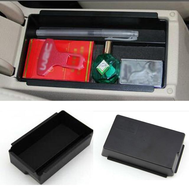 Центральный Подлокотник Бардачок Для Хранения Контейнере, Поддоне Коробка Чехол Для VW Bora