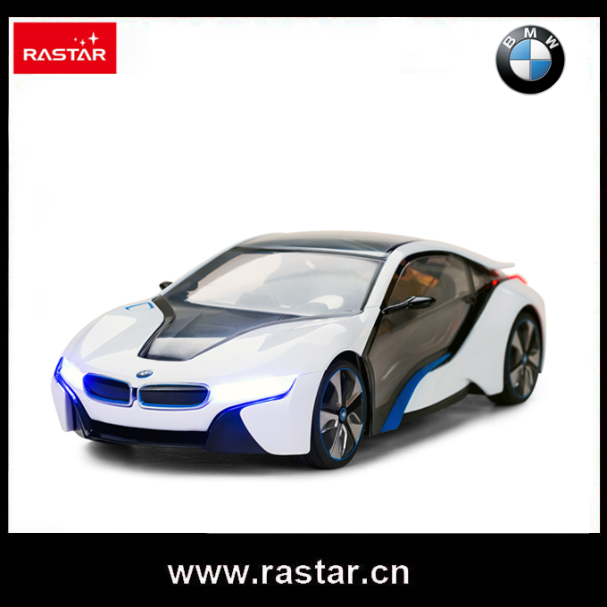 Rastar Licensed Bmw I8 Electric Car For Kids With Remote Control