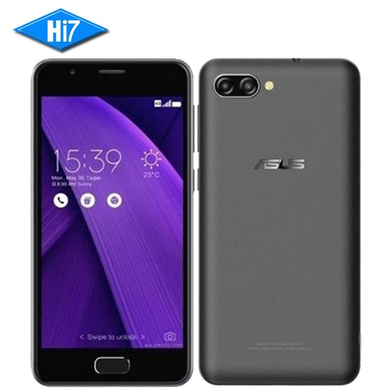 NOUVELLE D'origine ASUS ZenFone 4 max Pegasus 4A ZB500TL 32 GB ROM 3 GB RAM Quad Core 4G LTE 13MP Android 7 5 pouce 4100 mAh Mobile téléphone