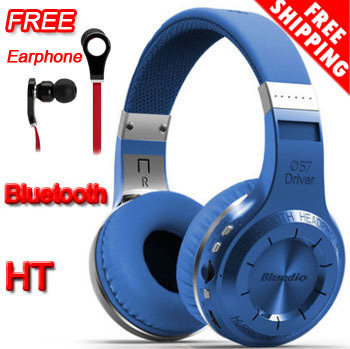 2014 New Bluedio Ht Bluetooth Headpohne 4 1 Wireless Headphones Studio Earphones And Headphone Free Shipping Headphone Sd Headphones For Small Earsheadphone Earphone Aliexpress