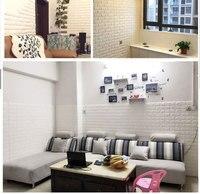 поделки самостоятельно липкой 3д кирпич наклейки на стену декор в гостиную пены водонепроницаемое покрытие для стен обои для тв задний план детская комната